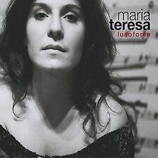 Maria Teresa : Lusofonia CD (2005)
