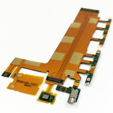 Main Mic Volume Power Button Flex Ribbon Board for Sony Xperia Z3 D6603 D6653