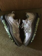 Nike Air Max 98 Vast Grey Fresh Mint Casual Sneakers Men's Size 11.5 640744-011