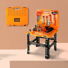 57 Stück Kinder Werkbank DIY Rol...