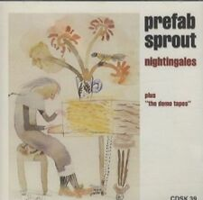 PREFAB SPROUT NIGHTINGALES CD EP WITH THE DEMO TAPES PADDY McALOON FREE UK POST