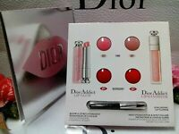 Dior Lip Plump & Glow To The MAX◆☾Trial Card 4 x 0.4g/0.1oz☽◆ NEW ♡25%OUT♡