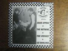 COMPIL MINI LP BELGIQUE SHAKE APPEAL PUNK NUTHINS