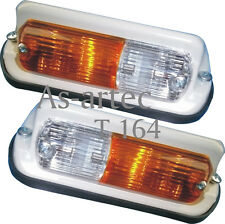 164 LAMPEGGIATORE,Luce di Posizione,Lampeggiante per trattore,Trattore David