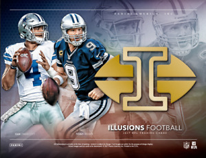 2017 Panini Illusions Football - Pick Your Card - Complete Your Set - #1-100 *