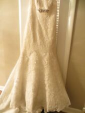 Allure Bridal Wedding Gown, Size 12 New