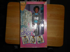 Jewel Secrets Ken 1986 Barbie Doll #1719