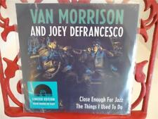 """VAN MORRISON RECORD STORE DAY 7"""" LIMITED EDITION 2018 JOEY DEFRANCESCO - NEW"""
