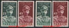 TURKEY 1957, VISIT OF THE KING OF AFGHANISTAN TO TURKEY ( PLANE ) MNH