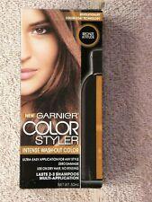 Garnier Color Styler Intense Wash-Out Hair Color Bronze Attitude, NEW! FREE SHIP