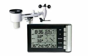 wireless weather station Moonraker WS-200 Pro Solar