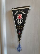 Club Universidad de Chile Pennant Soccer Vintage