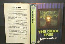 * Rare Signed * Jonathan Gash The Grail Tree 1st UK Edn 1979