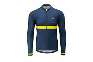 Chapeau! Mens Club Thermal Jersey Pattern | Road Cycling