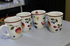 Longaberger Pottery Berry Mug #31321 New