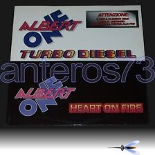 "ITALO DISCO ALBERT ONE ""TURBO DIESEL"" 12"" REPRINT"