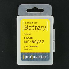 ProMaster NP-80 /NP-82 Replacement 800mAh Lithium-Ion Battery Pack (7424) #Q75
