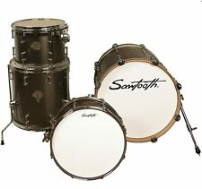 """Sawtooth Command Series Champagne 4-Pc Shell 18"""" Bass Drum Set St-Com-4Pc-18-C"""