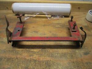 Toro Wheel Horse 310-8 312-8 314 416-8 rear hitch for plow or tiller