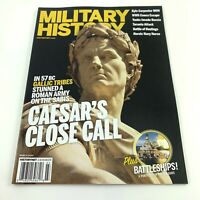 MILITARY HISTORY MAGAZINE MARCH 2020  JULIUS CAESAR BATTLESHIPS NAVY NURSE