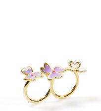 Agatha Ruiz de la Prada - anillo tres lilas mujer chica