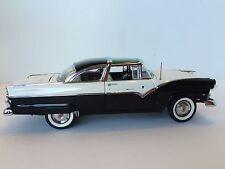 Danbury Mint 1955 Ford Fairlane Diecast  Car Original Box No Title No COA 1:24