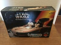 Star Wars 1995 Kenner POTF2 Land Speeder