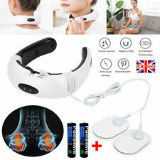 Pro Electric Cervical Neck Massager Body Shoulder Relax Massage Relieve Pain