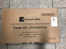 Ta Triumph-Adler Toner Kit LP 4140, LP 4151, 4414010015, Nuovo
