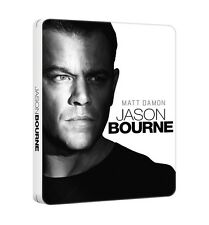 Jason Bourne Limited Edition Steelbook  Blu Ray + Bonus DVD (Region Free)