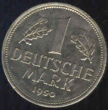 Niemcy 1 Deutsche Mark 1950 F