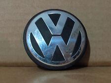 "1 Oem Volkswagen Jetta Vw Logo 2 1/2"" Wheel Center Cap"