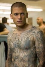 """011 Wentworth Miller - Prison Break American Actor 14""""x21"""" Poster"""