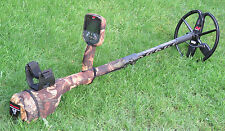 LATEST PRO-TECTOR COVERS NEO CAMO 4 PIECE FOR MINELAB CTX 3030 METAL DETECTOR-