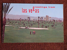 Las Vegas NV/Dunes Hotel-Casino Country Club Golf Course/Chrome PC/Posted 1967