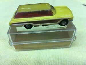 Aurora original Vibrator lemon yellow 1962 Ford Country Squire Station wagon VGC