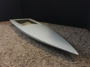 "22"" V HULL RC BOAT - SOLID FIBERGLASS + MADE IN THE USA!"
