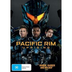 "PACIFIC RIM UPRISING (2018: DVD) BRAND NEW / SEALED - ""REGION 4"""