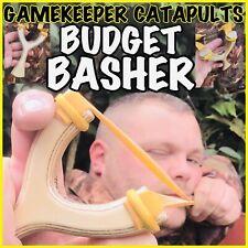 "NEW* GAMEKEEPER JOHN BUDGET BASHER ""A"" CATAPULT / SLINGSHOT / HUNTING"