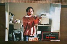 PULP FICTION Original 44 MAGNUM GUN Lobby Card QUENTIN TARANTINO ALEXIS ARQUETTE