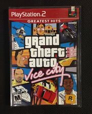 Grand Theft Auto: Vice City Greatest Hits  Brand New Factory Sealed Never Opened