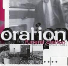 FUNERAL ORATION - BELIEVER CD (1997) HOLLAND PUNK +NEU+