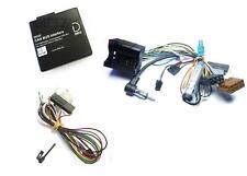 Lenkrad Interface LFB Can Bus Adapter Seat Leon Altea mit JVC Radio
