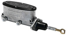 WILWOOD ALUMINUM TANDEM CHAMBER MASTER CYLINDER FOR 64-73 MUSTANG W/MANUAL BRAKE
