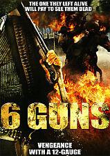 6 Guns DVD (2011) Barry Van Dyke  -  NEXT DAY FREE POST
