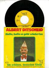 Albert Ditscheid     -     Hallo, hallo es geht wieder los