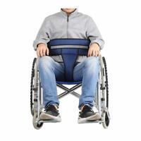 Wheelchair Seat Belt Restraint Systems Chest Cross Medical Restraints Harness