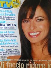 TV Sorrisi e Canzoni n°20 2004 Natalia Estrada Milena Miconi Barbara D'Urso[D10]