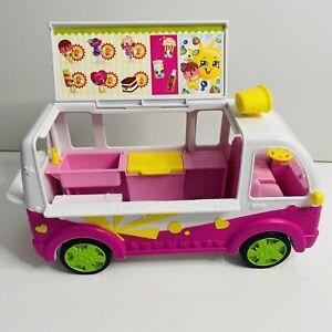 SHOPKINS - Ice cream truck - Moose - Girls Toy - Free Ship