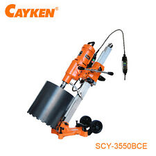 """Cayken 14"""" Concrete Core Drill Electric Drill With Adjustable Stand Scy-3550Bce"""